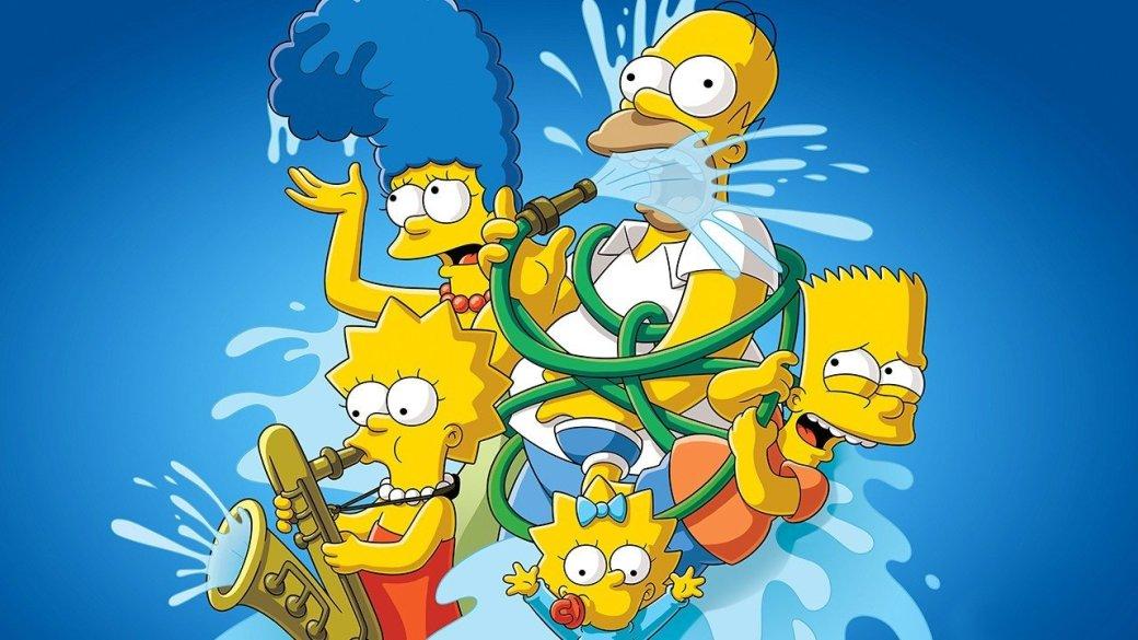 Fox продлила «Симпсонов» на 31 и 32 сезоны | Канобу - Изображение 3423