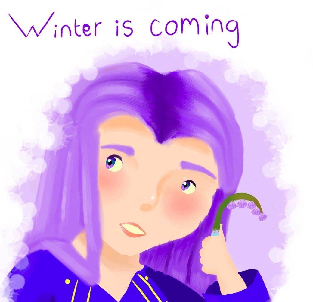 HBO удалила рисунок девочки-аутистки заподпись «Winter iscoming»   Канобу - Изображение 2635