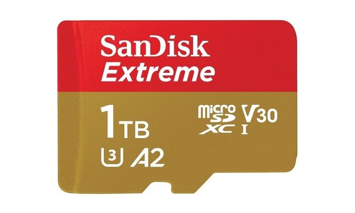 SanDisk иMicron выпустят первые вмире microSD-карты памяти на1ТБ | Канобу - Изображение 2