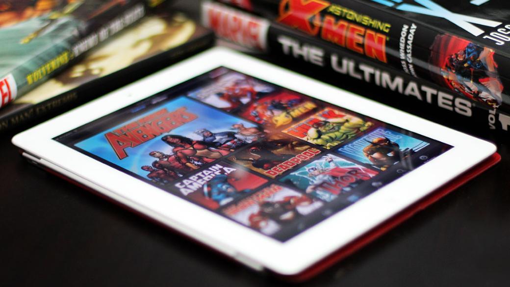 Цифровые комиксы— что это такое икакие они бывают?   Канобу