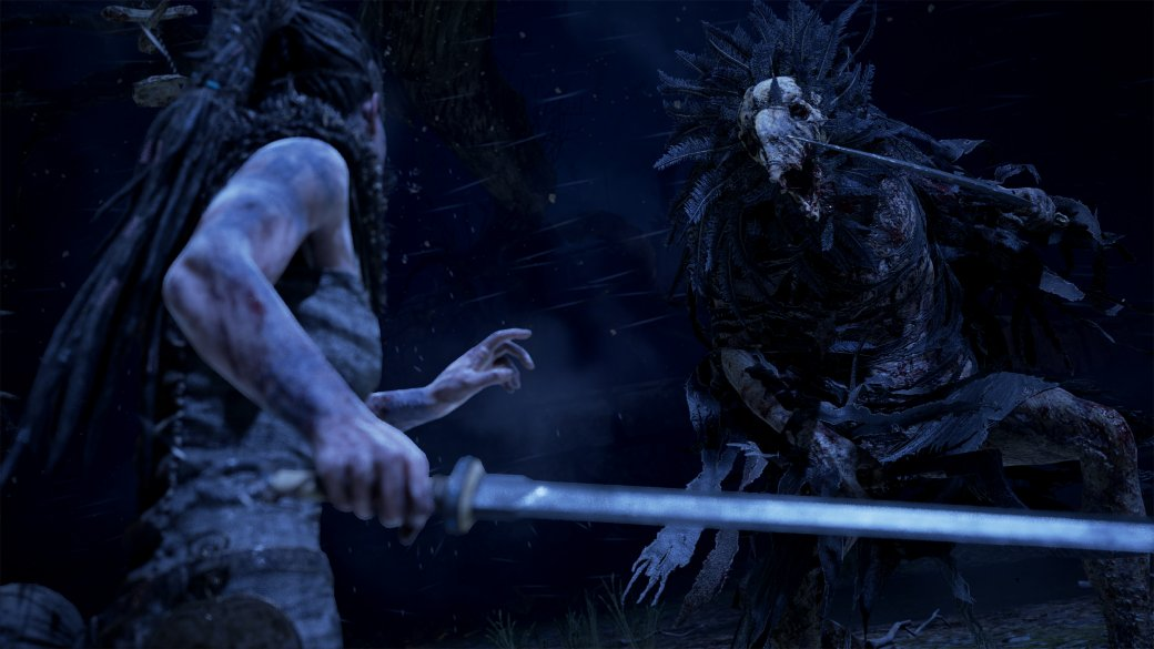 Hellblade: Senua's Sacrifice (2017, экшен, слэшер, PC, PS4, Xbox One) - обзоры главных и лучших игр | Канобу - Изображение 3