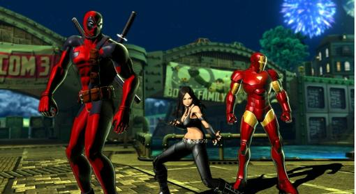 Marvel vs. Capcom 3: Fate of Two Worlds. X-Man vs. Streer Fighter. Превью   Канобу - Изображение 2312