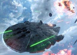 Гифка дня: осторожнее созвездолетами вStar Wars Battlefront