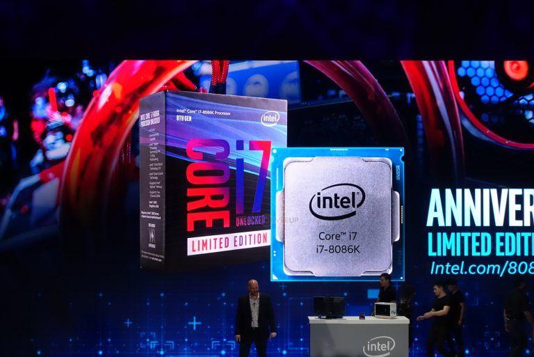 Intel официально представила ограниченную партию Core i7-8086K свозможностью разгона до5 GHz. - Изображение 2
