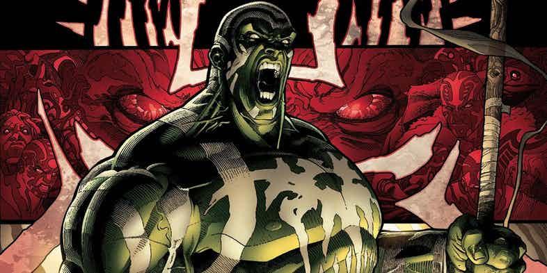 15 самых странных версий Халка в комиксах | Канобу - Изображение 5306