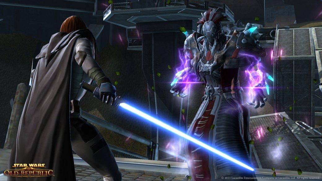 Star Wars: The Old Republic - Первые впечатления. | Канобу - Изображение 2