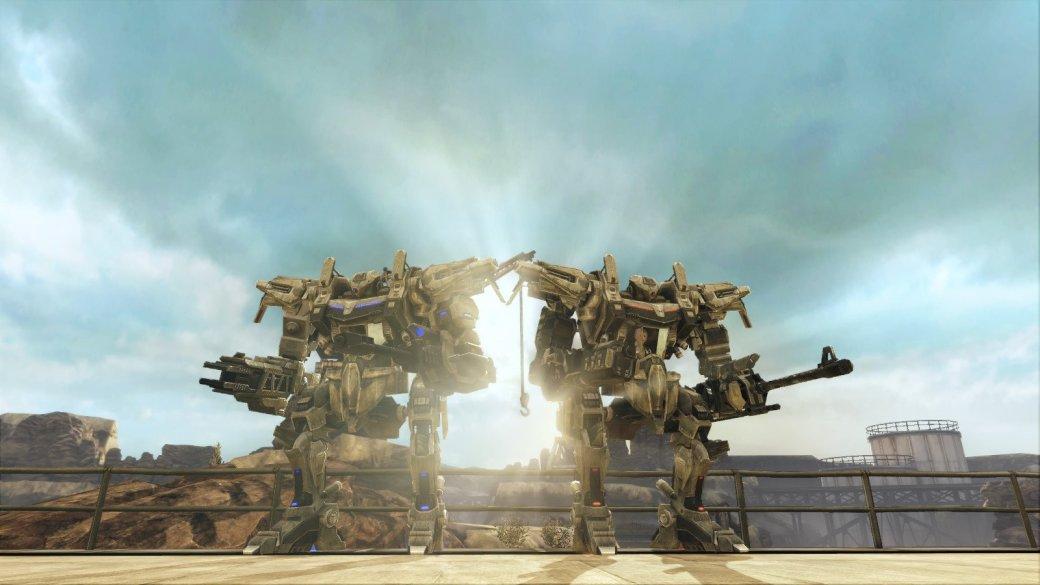 Механические воины в Black Fire | Канобу - Изображение 1