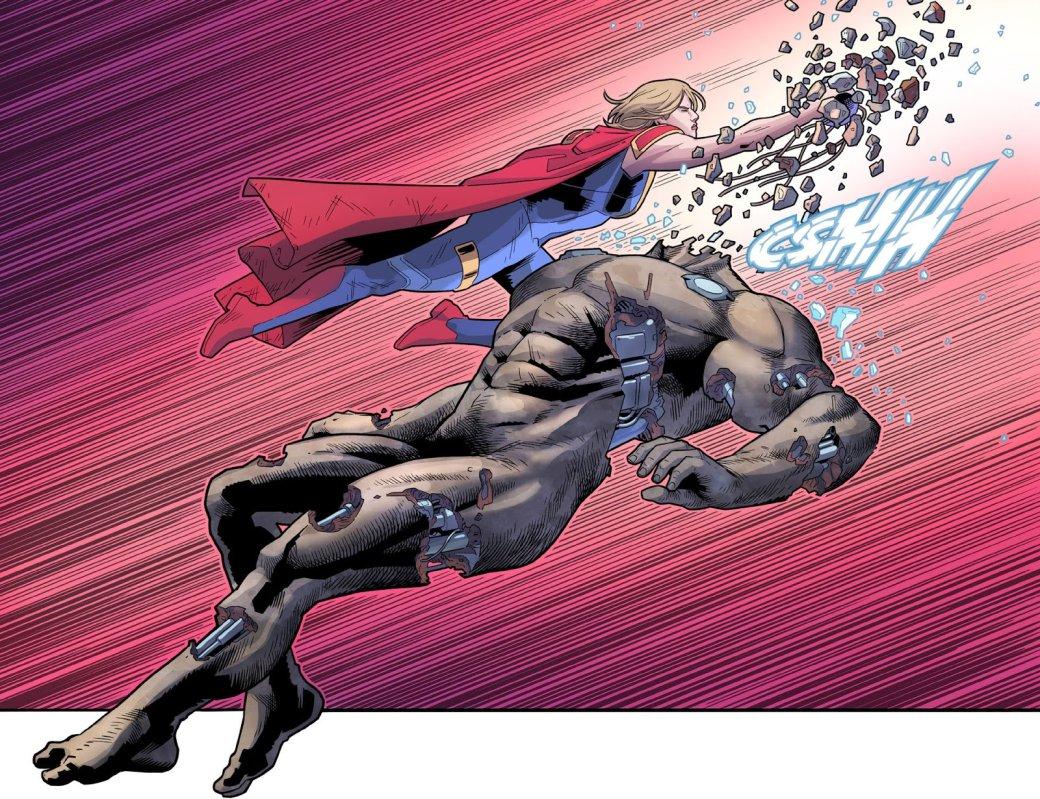 10 безумных вещей изприквела Injustice 2: президент-супергерой, двойник Бэтмена, свадьба злодеев | Канобу - Изображение 6591