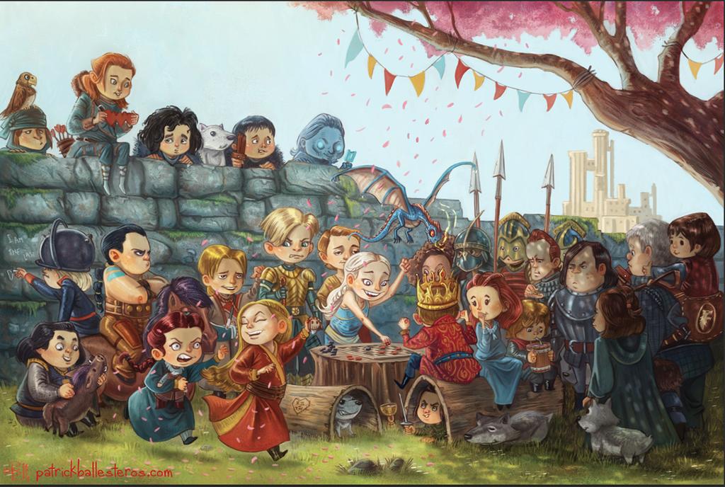 Лучший арт по «Игре Престолов» | Канобу - Изображение 6547