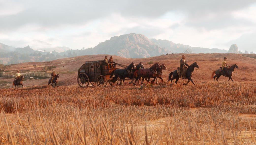 Red Dead Redemption 2 и реальность: рассвет и закат настоящего Дикого Запада | Канобу
