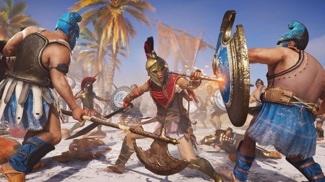 Контекст. Древняя Греция в Assassin's Creed: Odyssey | Канобу - Изображение 1