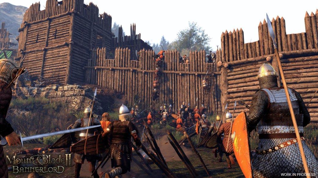 Gamescom 2019. Превью Mount & Blade 2: Bannerlord2020 — сеттинг, осады крепостей инеобратимая смер | Канобу - Изображение 3