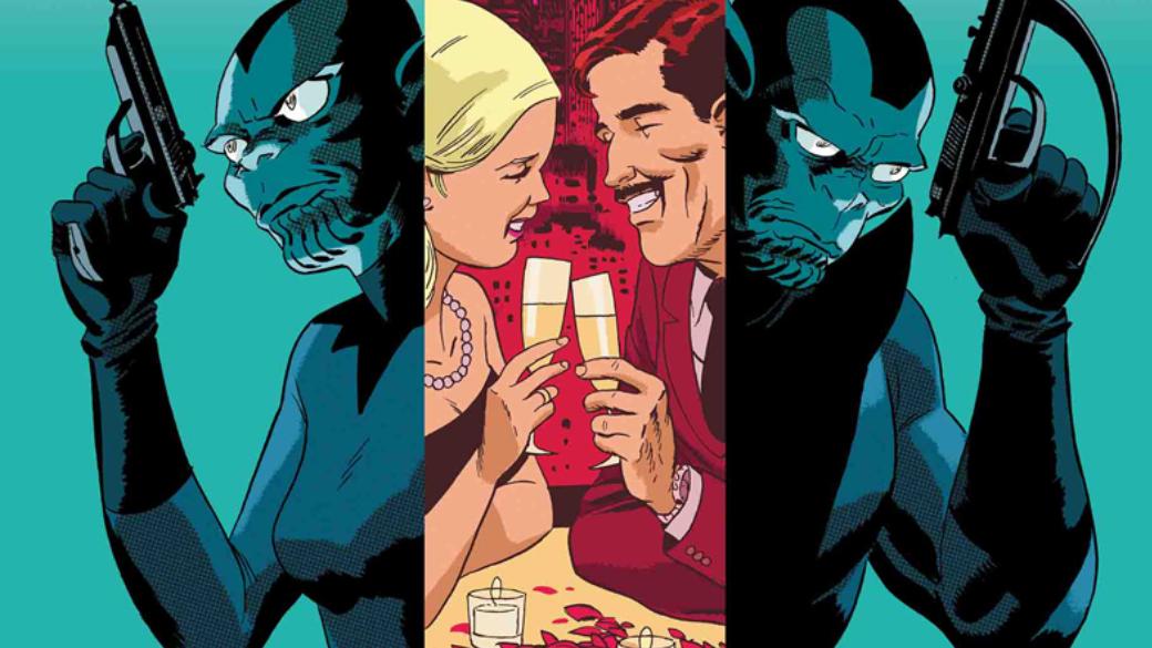 Зачем читать Meet the Skrulls? История осемье пришельцев-шпионов, скрывающихся наЗемле | Канобу