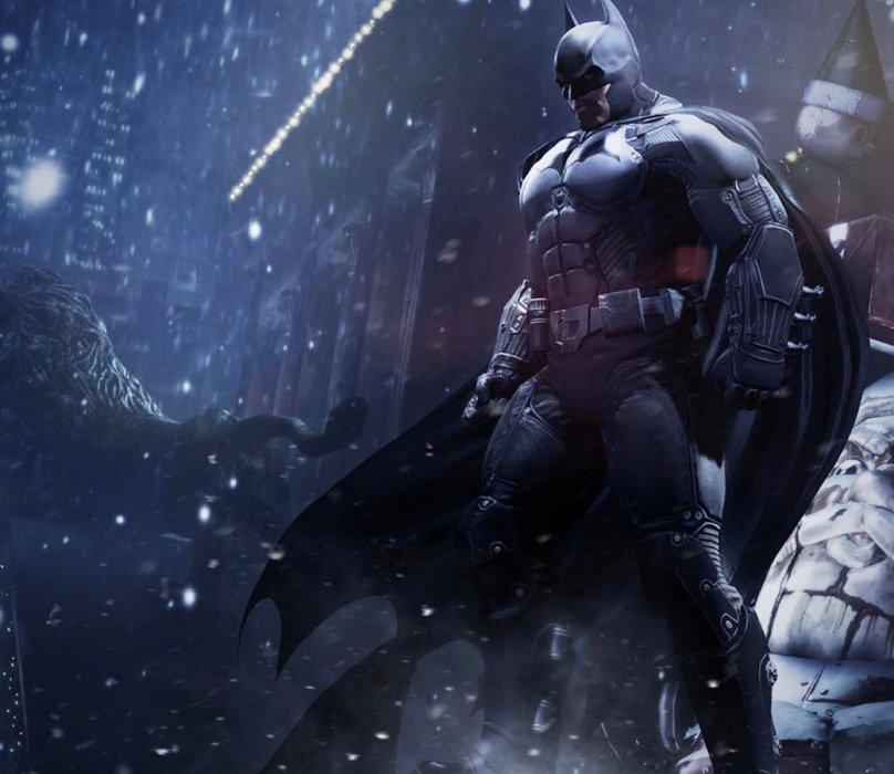 бэтмен скачать игру arkham origins