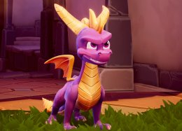 20 красочных скриншотов Spyro Reignited Trilogy