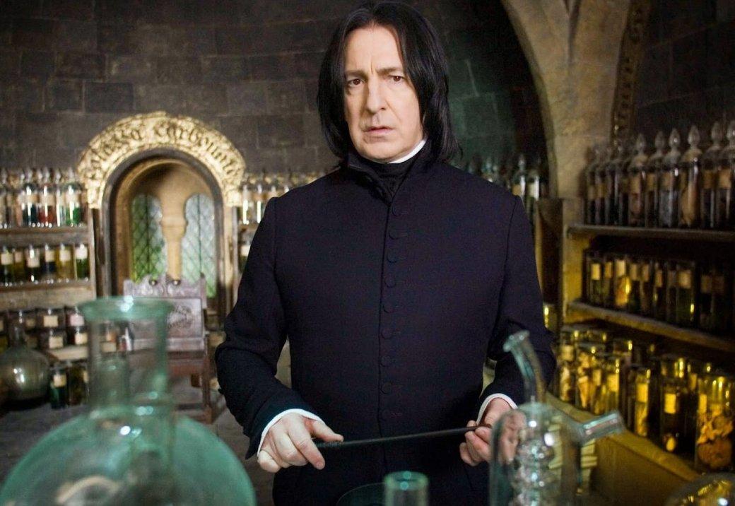 Дневники Алана Рикмана систориями сосъемок «Гарри Поттера» опубликуют ввиде книги
