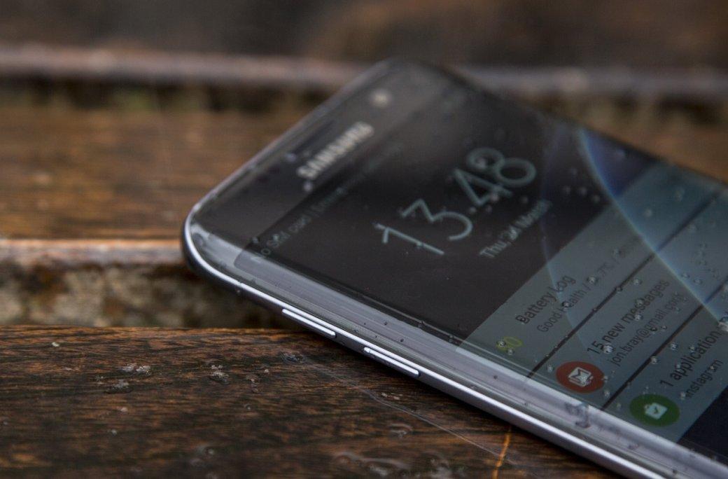 Samsung возродит серию Galaxy Edge: новый дисплей сизогнутыми краями получит Galaxy S10   Канобу - Изображение 2627
