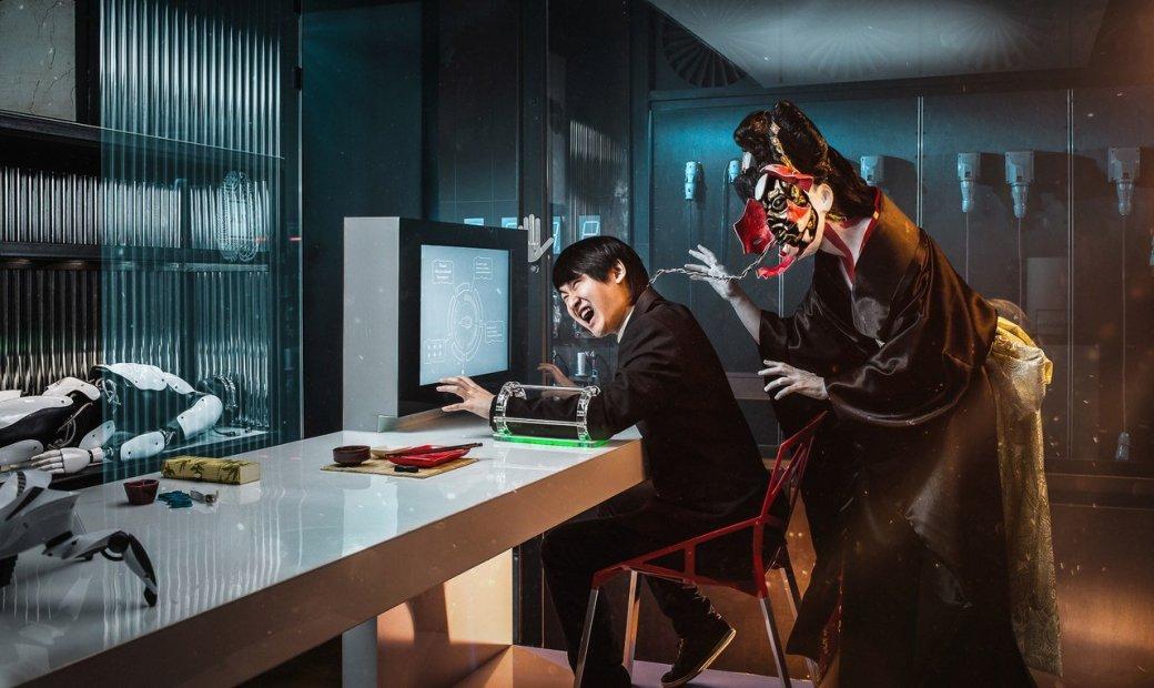 Косплей дня: Гейша из фильма «Призрак в доспехах» | Канобу - Изображение 11719