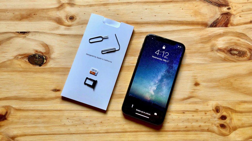 Инновации заказывали? Вновых iPhone может появиться поддержка второй SIM-карты. - Изображение 1