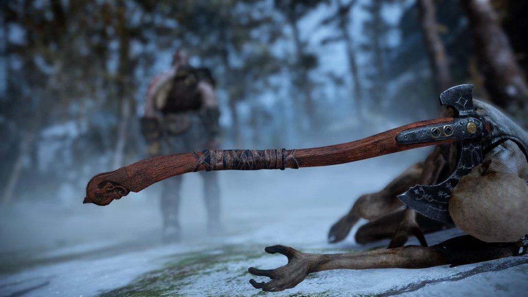 Лучшие (и просто смешные) скриншоты God of War при помощи нового фотомода. - Изображение 1