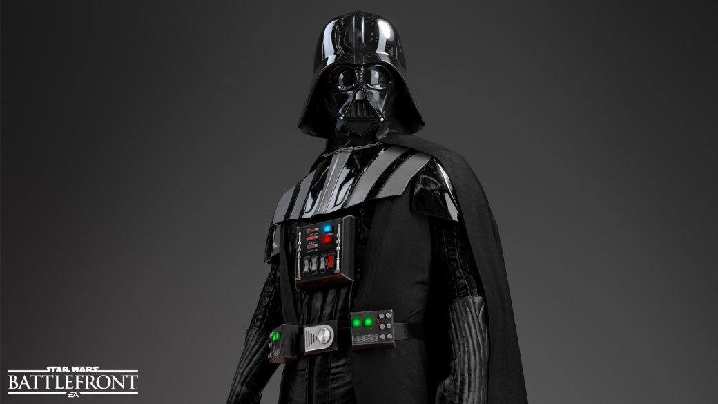 Гифка дня: тотальное унижение Люка Скайуокера вStar Wars Battlefront. - Изображение 1