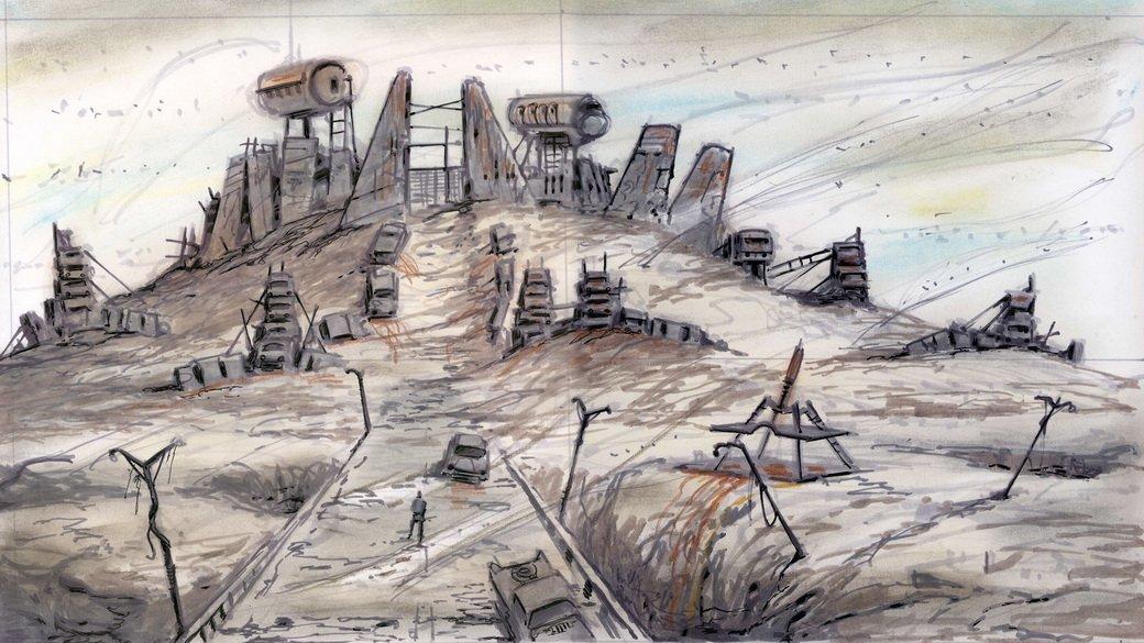 Лучший арт мира Fallout | Канобу - Изображение 49