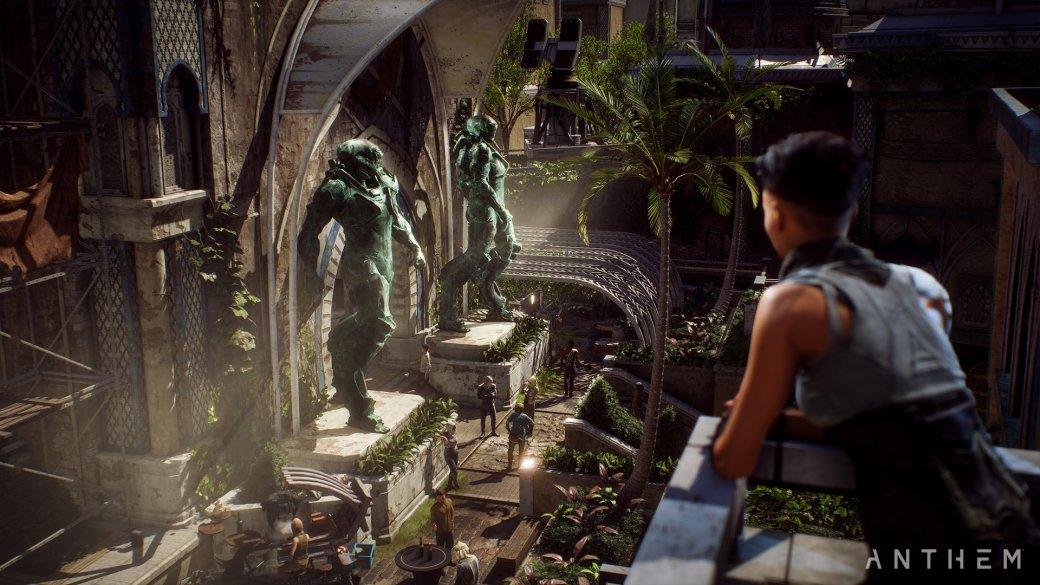 «Моя история»: BioWare выпустила новый трейлер Anthem, вкотором есть все, зачто мылюбим студию | Канобу - Изображение 2
