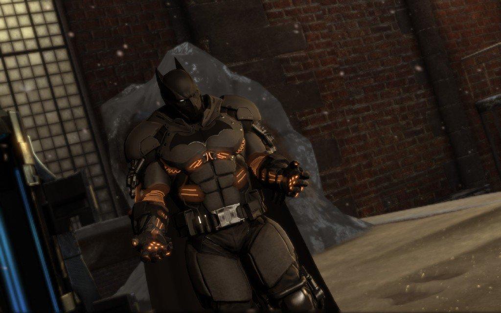 Batman: Arkham Origins — Cold, Cold Heart: абсолютный ноль | Канобу
