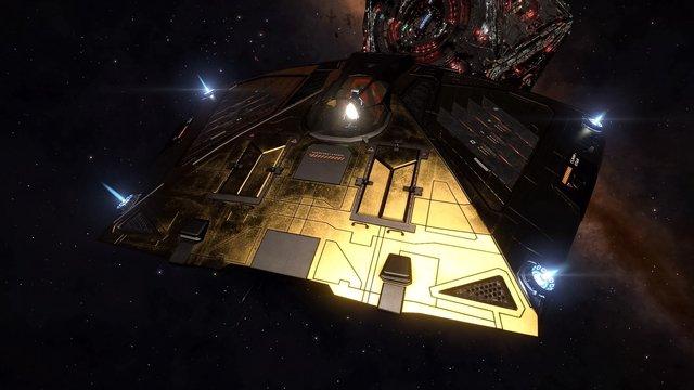 Завораживающий космос. Как Elite: Dangerous выглядит на PS4 | Канобу - Изображение 7