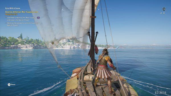 Утечки неостановить! ВСети появились первые скриншоты Assassin's Creed Odyssey | Канобу - Изображение 10682