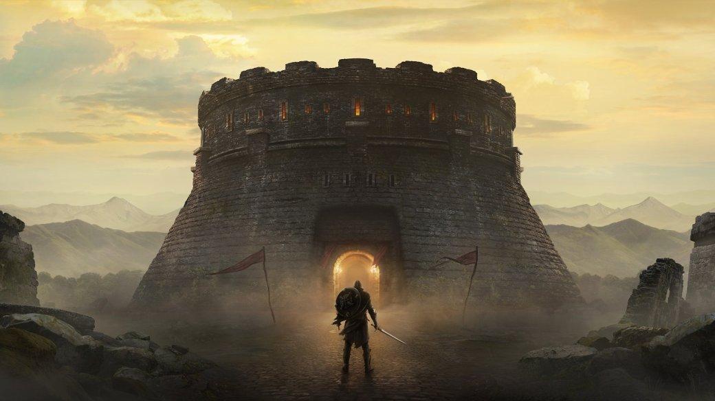 The Elder Scrolls: Blades больше несломана, ноэто все еще мобильная F2P-игра   Канобу