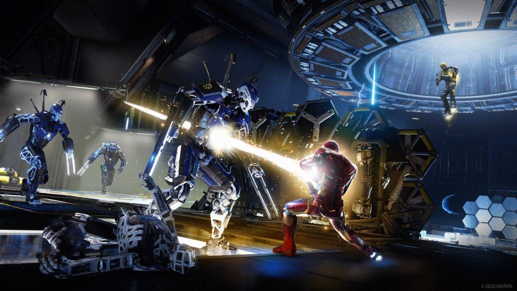 Превью мнениеMarvel's Avengers(2020) — как Железный человек иХалк чувствуют себя вигре-сервисе? | Канобу - Изображение 11669