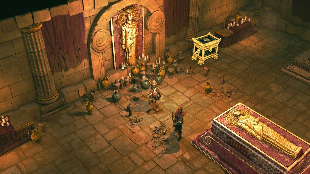 THQ Nordic без лишних анонсов выпустила для Titan Quest новое дополнение— Atlantis | Канобу - Изображение 1