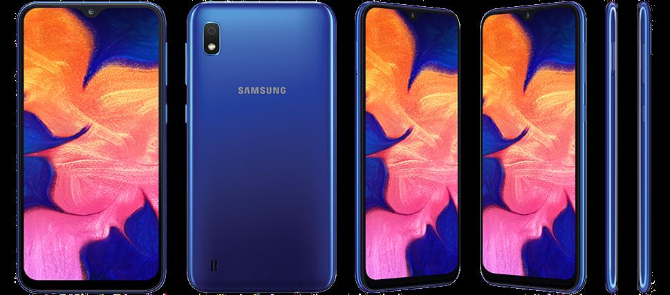 Представлен Samsung Galaxy A10: скромный смартфон сэкраном Infinity-V идвойной камерой   SE7EN.ws - Изображение 3