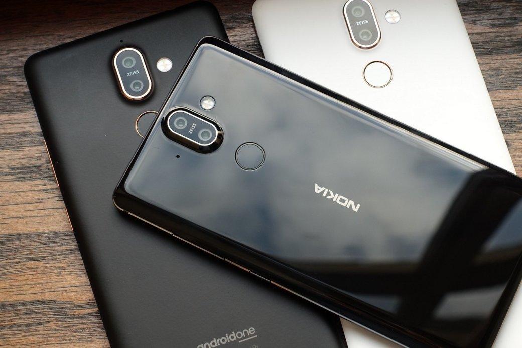 Смартфоны Nokia 6иNokia 8получили обновление доAndroid9.0 Pie | Канобу - Изображение 11003