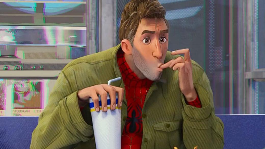 Пасхалки иотсылки в«Человеке-пауке: Через вселенные»: отLooney Tunes дотрилогии Сэма Рэйми | Канобу - Изображение 34