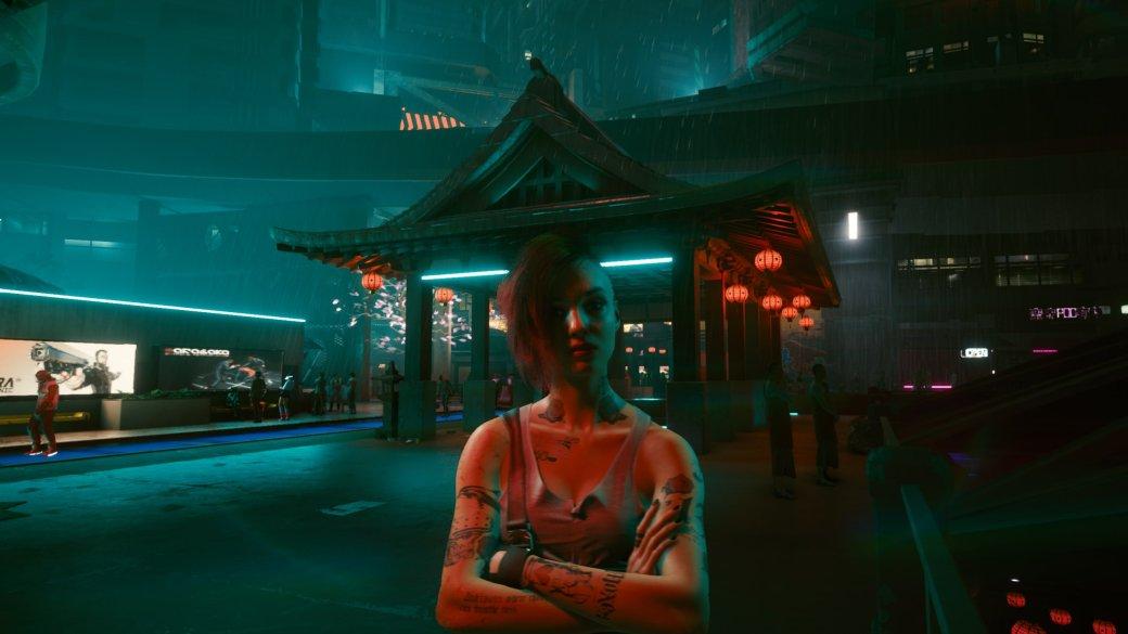 40 крутых скриншотов Cyberpunk 2077 | Канобу - Изображение 7772