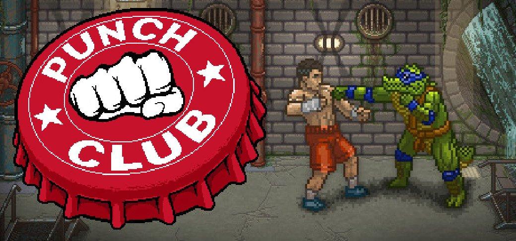 Обзор Punch Club   Канобу