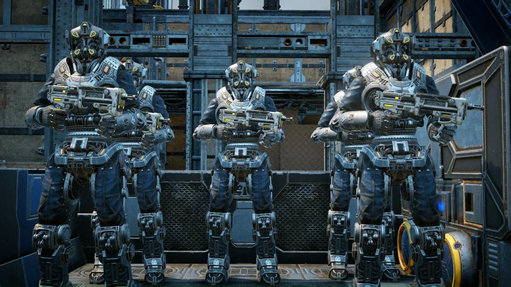 Gears of War 4: как изменилась Сера | Канобу - Изображение 4