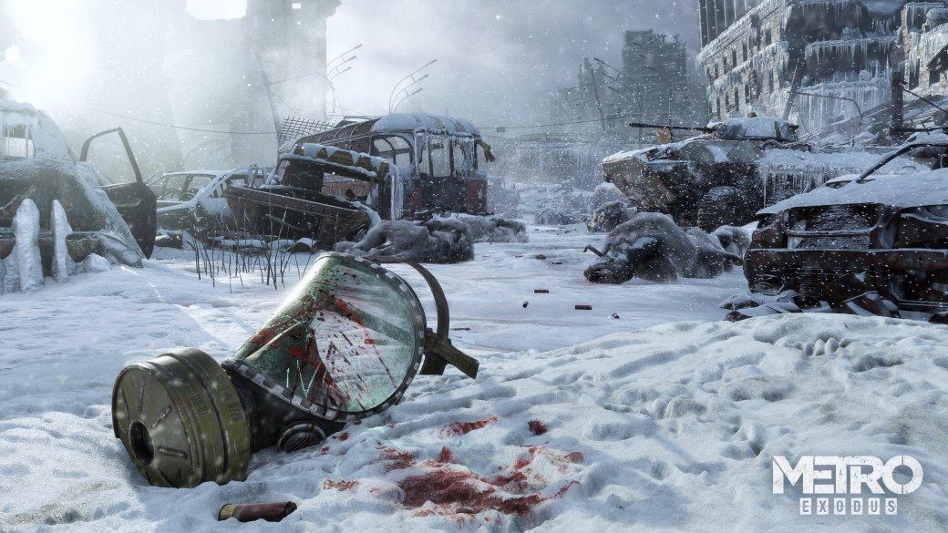 Внезапный анонс Metro: Exodus на выставке E3 2017. Чего ждать от игры?