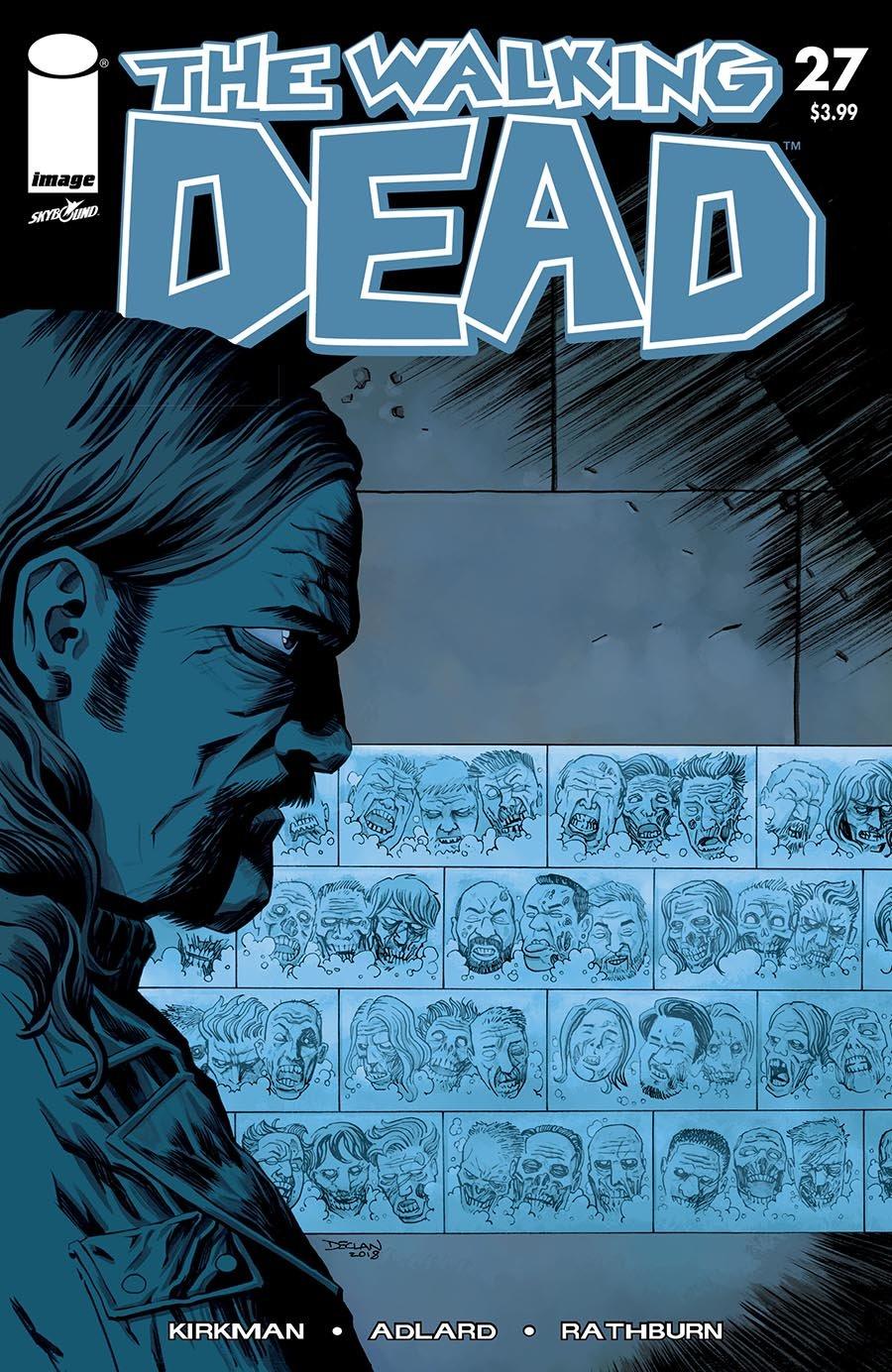 «Ходячим мертвецам» 15лет! Комикс отмечает юбилей обложками с самыми яркими сценами | Канобу - Изображение 9740