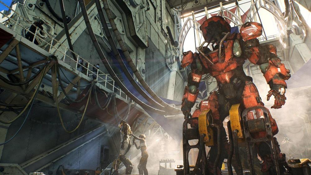 Продюсер Anthem раскрыл подробности будущей игры, отвечая навопросы вTwitter. - Изображение 1