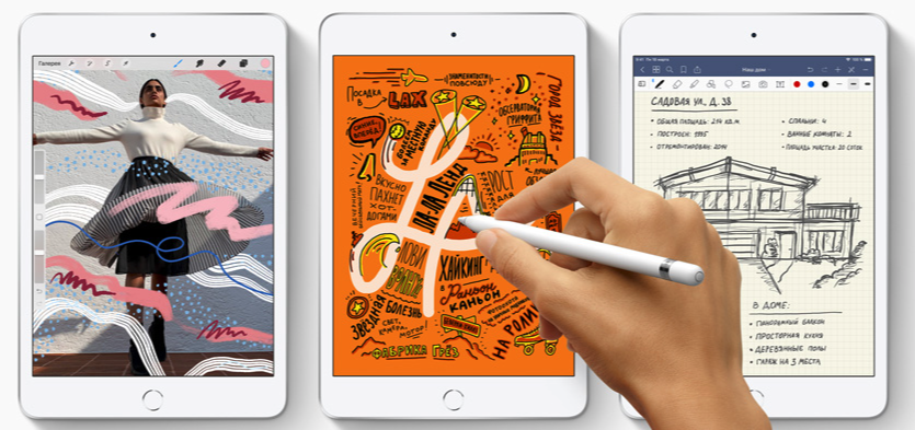 Теперь с Apple Pencil: Apple представила  iPad Air 2019 и iPad mini 5 | Канобу - Изображение 2