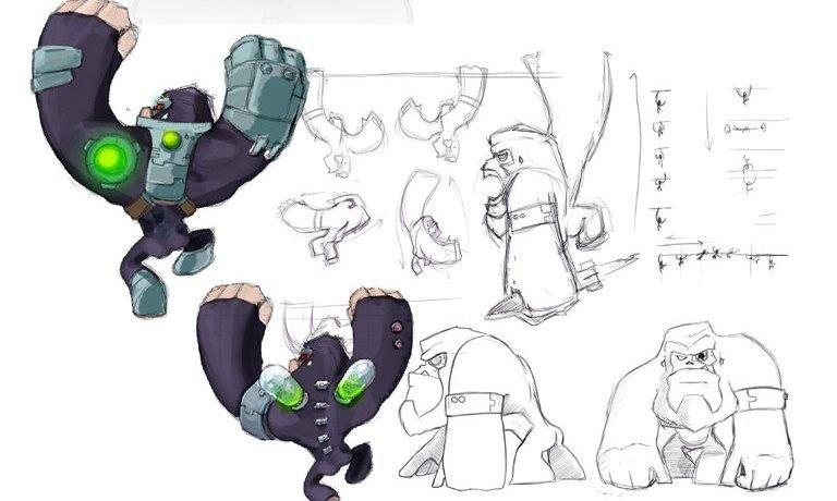 Этап «концепт-арт» на #GamesJamKanobu: выбор редакции | Канобу - Изображение 11479