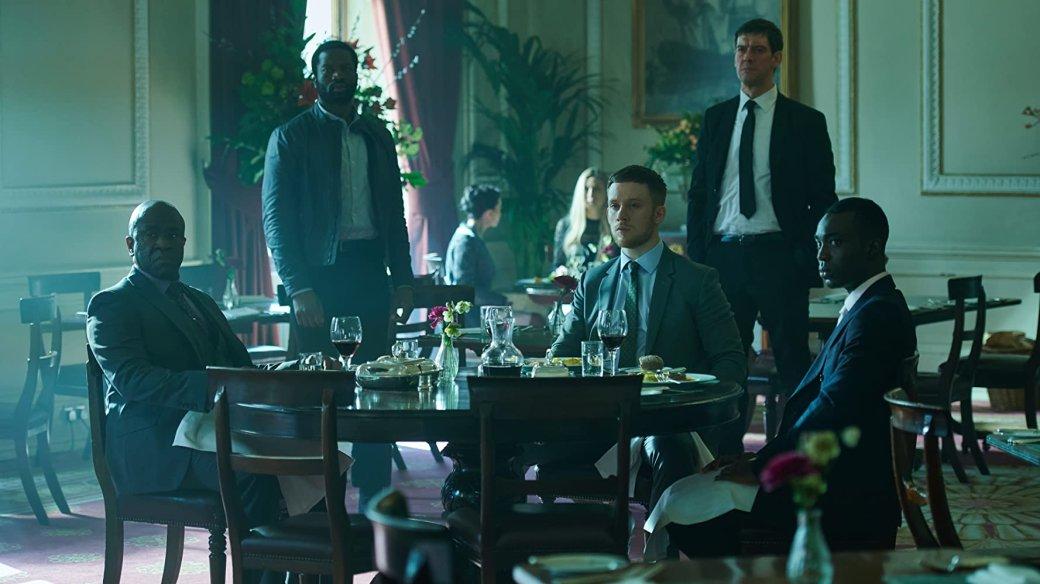 Рецензия на«Банды Лондона»— сериал отрежиссера дилогии «Рейд»