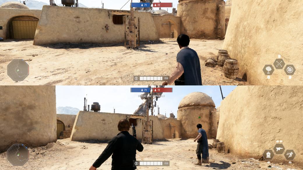 Как на консолях! Новый мод для Battlefront II добавил режим разделенного экрана. - Изображение 1