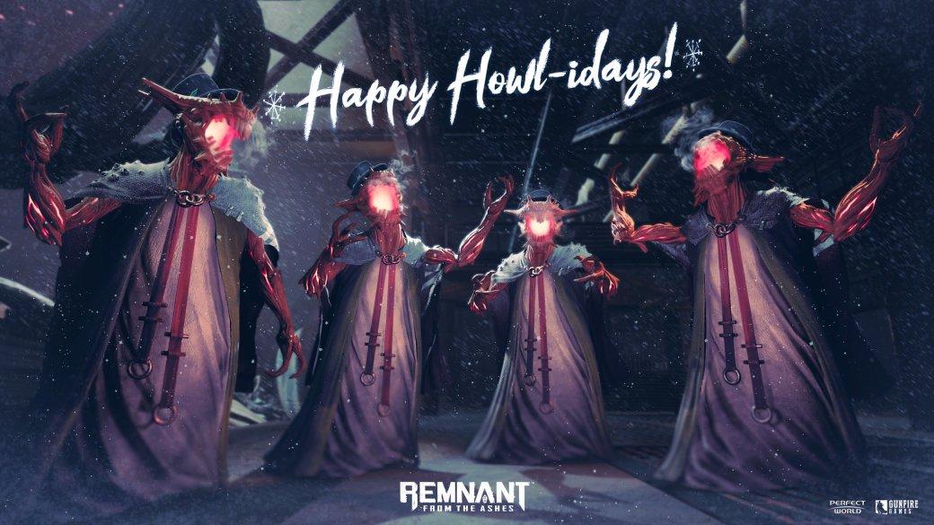 Разработчики поздравляют игроков с праздниками. Подборка тематических открыток