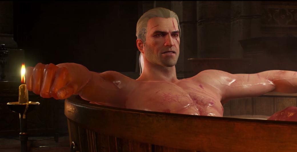 Фигурка Геральта от Nendoroid — и в гвинт сыграть, и в ванне искупаться. - Изображение 1