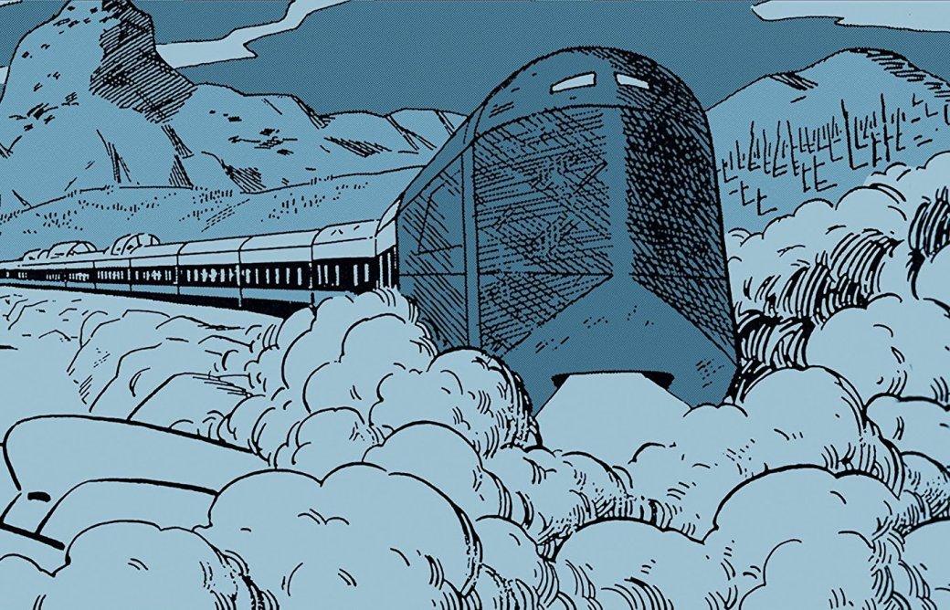 17мая наTNT стартует сериал «Сквозь снег»— еще одна адаптация французского графического романа LeTransperceneige (ванглийском варианте Snowpiercer). Мырешили обратить свое внимание напервоисточник, окотором ипойдет речь вэтой статье.