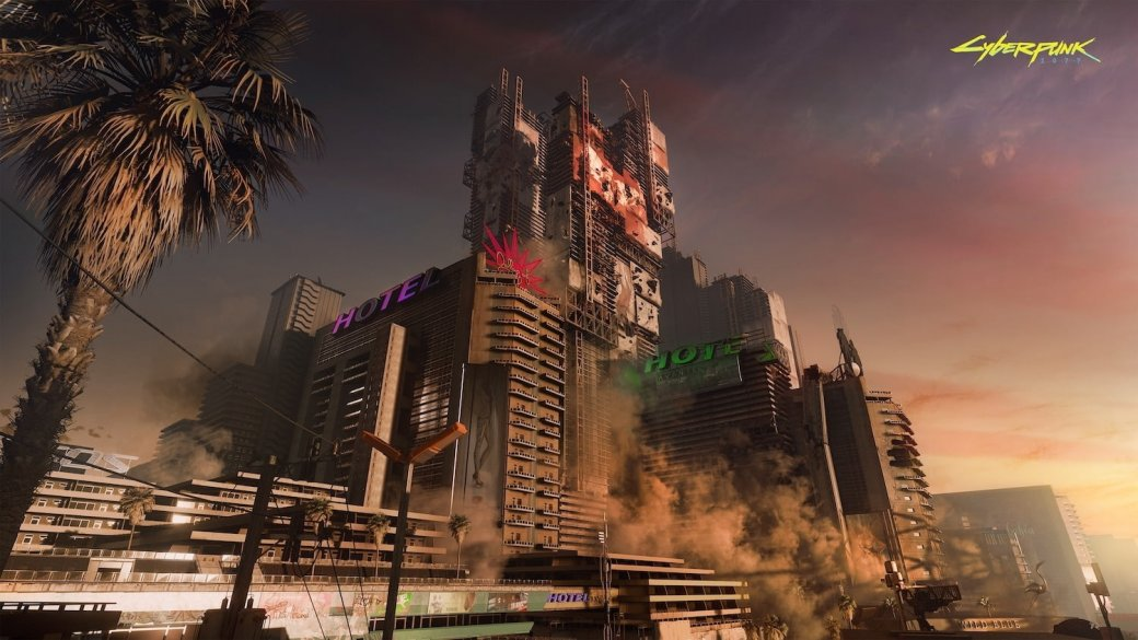 CDProjekt RED поделилась свежими скриншотами Cyberpunk 2077 | Канобу - Изображение 0